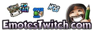 Custom emotes and badges for Streamers
